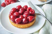 Brioche Pasquier Raspberry Tartlette