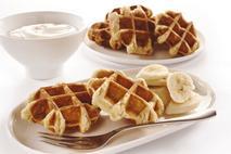 Brakes Reduced Sugar Waffles