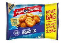 Aunt Bessie's Crispy & Fluffy Roast Potatoes 2.5kg