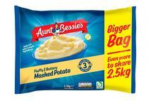 Aunt Bessie's Rich & Creamy Homestyle Mash