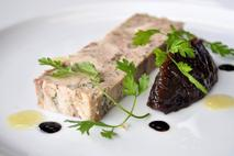 Little & Cull Chicken & Duck with Red Onion Marmalade Terrine