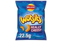Walkers Wotsits Really Cheesy Snacks 22.5g