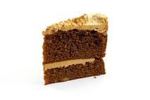 Brakes Coffee & Walnut Cake