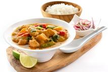 Brakes Penang Chicken Curry
