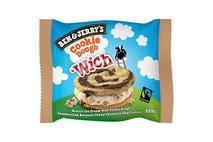 Ben & Jerry's 'Wich' Cookie Dough