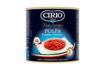 Cirio Polpa Chopped Tomatoes 2550g