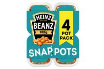 Heinz Snap Pots Beanz 200g