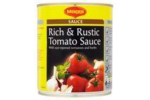 Maggi Rich & Rustic Tomato Sauce 800g