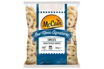 McCain Our Menu Signatures Smiles 907g
