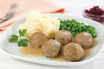 Green Gourmet Organic Raw Pork Meatballs 12g