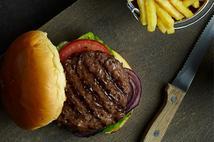 Simon Howie Gluten Free Scotch PGI burgers