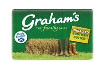 Graham's Family Dairy Unsalted Butter (Scotland Only)