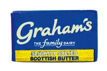 Graham's Family Dairy Butter Portions Size 7 (Scotland Only)