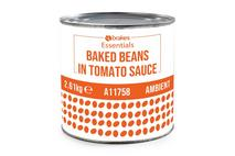 Brakes Baked Beans in Tomato Sauce