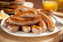 Simon Howie Specially Selected pork sausage (Scotland Only)