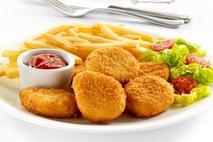 Halal Breaded Chicken Nuggets