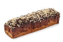 Brakes Chocolate & Hazelnut Swirl Loaf Cake