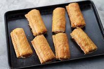 Proper Cornish Unbaked Sausage Roll