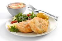 M&J Seafood Salmon, Lemon & Parsley Fishcakes