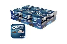 Müller Oreo Vanilla Flavoured Yogurt with Oreo Cookie Pieces 120g