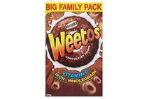 Weetos Chocolatey Hoops 500g