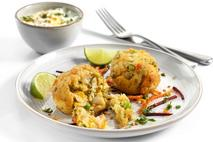 M&J Seafood Smoked MSC Haddock Kedgeree Ball