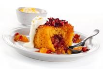 Brakes Clementine & Pomegranate Pudding