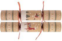"""Duni 12"""" Jolly Holiday Cracker (mixed pack)"""