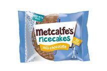 Metcalfe's Rice Cakes Chocolate
