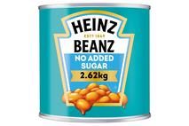 Heinz No Added Sugar Baked Beans