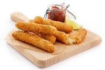 Brakes Breaded Halloumi Sticks