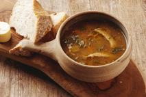 Little & Cull Chicken & Winter Vegetable Soup