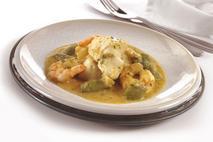 Davigel Cod & Prawn Curry