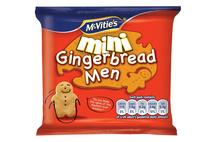 McVitie's Mini Gingerbread Men