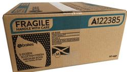 Brakes 5 Dozen Scottish Fresh Medium Eggs (Scotland Only)