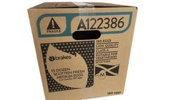 Brakes 15 Dozen Scottish Fresh Medium Eggs (Scotland Only)