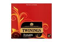 Twinings Assam String & Tag Tea Bags