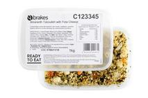Brakes Amaranth Taboulleh with Feta Cheese