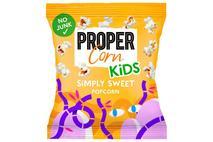PROPERCORN for KIDS Simply Sweet Popcorn 12g