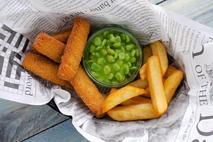Green Gourmet Gluten Free Breaded Fish Fillet Finger