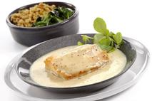 M&J Seafood Natural Smoked MSC Haddock in a Cheddar Cheese & Mustard Sauce