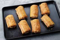 "Proper Cornish Primary School 4"" Sausage Roll"
