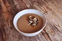 Little & Cull Wild Mushroom Soup
