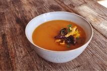 Little & Cull Carrot, Red Lentil & Coriander Soup