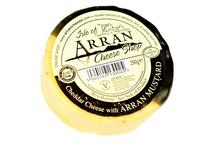 Arran Cheese Cheddar Cheese with Arran Mustard (Scotland Only)