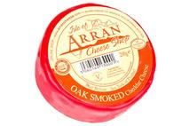 Arran Cheese Oak Smoked Cheddar Cheese (Scotland Only)