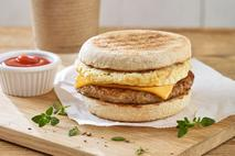 Big Al's Fully Cooked Sausage Patties (2 x 2.2kg)