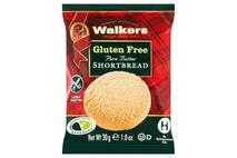 Walkers Gluten Free Shortbread Rounds