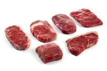 Prime Meats British Red Tractor Steak Sample Pack