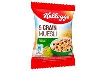 Kellogg's Muesli Fruit Sachet